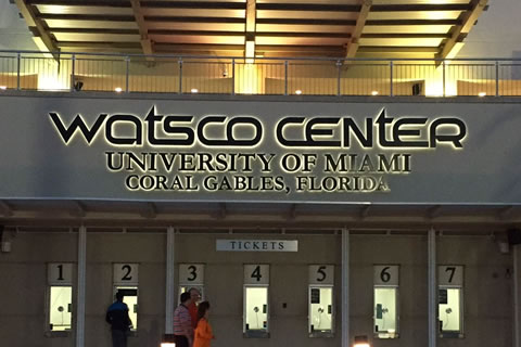 Image result for watsco center